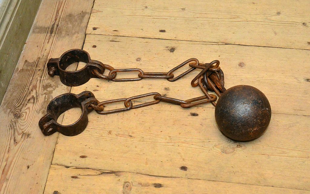 Ball and Chain & Other Links